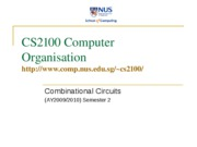 cs2100-6-Combinational-Circuits