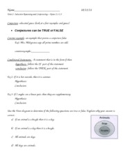 Conditionals_Notes
