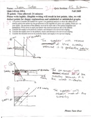 econ 1103 practice midterm exam Managerial economics-i sample exam questions instructions: this document contains five questions from previous mid-term exams of managerial economics, and is intended as a sample of midterm exam imba 2013 november 4, 2013 student number.
