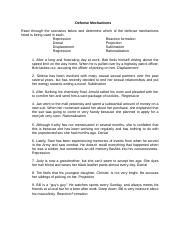 Defense Mechanisms Worksheet.docx