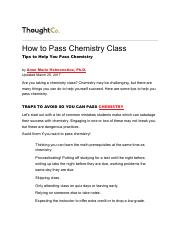 how to pass chemistry.pdf