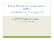 GPO_Inventory PPT