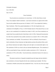 govt texas state and local government austin community 3 pages texas govt exam test essay 1