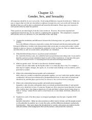 Chapter 12_Gender, Sex, and Sexuality_DociettePinette.docx