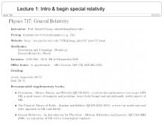 717-2012-Lecture 1_ Intro & begin special relativity