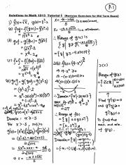 Solutions to Math 1013 (Tutorial 6).pdf