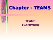 Chapter+teams