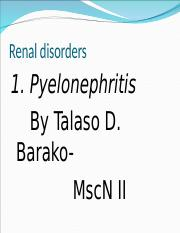 27th july-pyelonephritis class-corrected