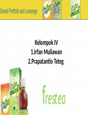 tugas kelompok IV Product and Brand.pptx