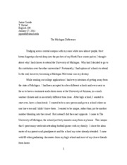 Essay One2
