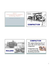CPEM Chapter 5--Compaction & Stabilization Equipment