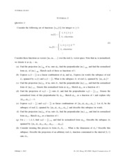 Tutorial 2 Solutions 2013