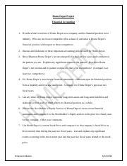 Home Depot Project Questions Assignment.pdf