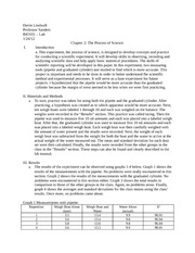 Chapter 2 Lab Report