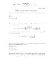 Worksheet1Soln