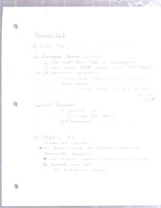 BUSI 118 -chapter 10 notes