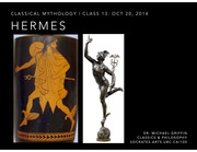 Clst105 Lecture 13 Powerpoint-Hermes