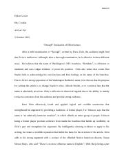 Dylan Gowin Evaluation Paper APLAC
