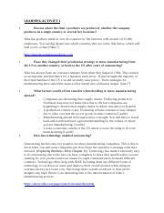 homework wk 1 economics Economics today: the macro view by roger leroy miller note: for grading purposes, i will award up to 20 points for each chapter homework assignment and up to 40.