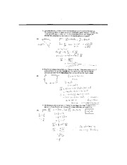 MATH 4U Exam Practice and Answers (6)