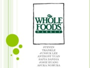 whole foods final presentation