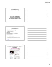Food Quality Guzzle BSU f11