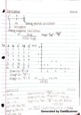 Solving systems of linear equations lecture report
