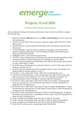 Excel2010_WorkingwithFormulasandFunctions_Project