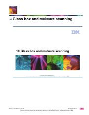 unit 10 - glass box and malware scanning.pdf