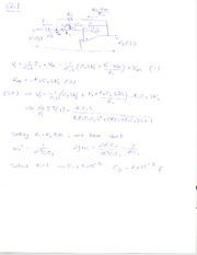 ELEC 300 Assignment 6 Solutions