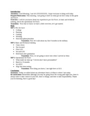 air force loc template - bullet writing exercise nm specific achievement bullets