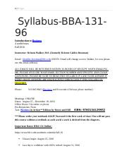 Syllabus - Copy