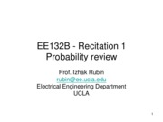 132B_1_Recitation1_Probability_Review