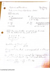 factorials and word problems