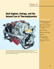 22 - Heat Engines Entropy and the Second Law of Thermodynamics