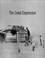 American Studies - Great Depression #1.ppt
