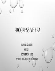 Week 6 Progressive Era.pptx