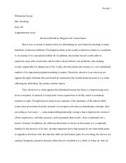 Literary analysis essay medea