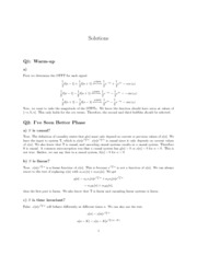 Midterm 2 Solutions 13