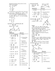 Pre-Calculus Homework Solutions 163