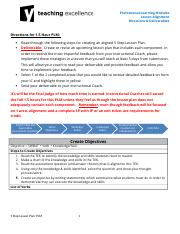 Lesson Planning PLM_Draft14