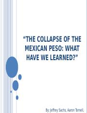 The_Collapse_of_the_Mexican_Peso[1]-1.ppt