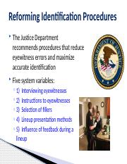 Reforms to Eye Witness process.pptx