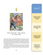8 - Application The Costs of Taxation
