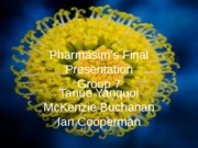 pharmasim final presentation