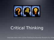 Week 5 - Critical Thinking student (1)