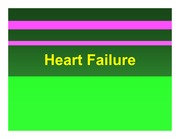 Heart Failure Lecture