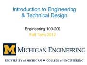 1 Intro to Engineering and Tech Design