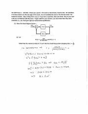 EEL 3657 Exam 1 Solutions