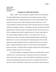 Research Paper II working draft